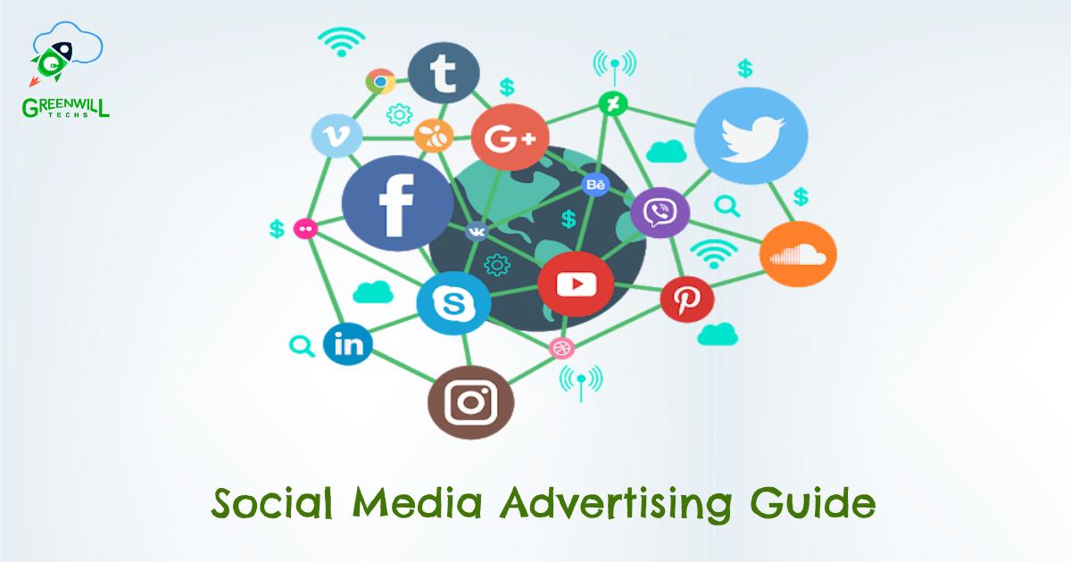 social media advertising guide